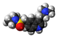 Almotriptan molecule spacefill.png