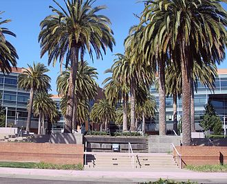 ALZA - ALZA Plaza in Mountain View, California