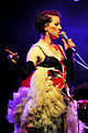 Amanda Palmer @ Fly By Night Club (4 2 2011) (5437532669).jpg