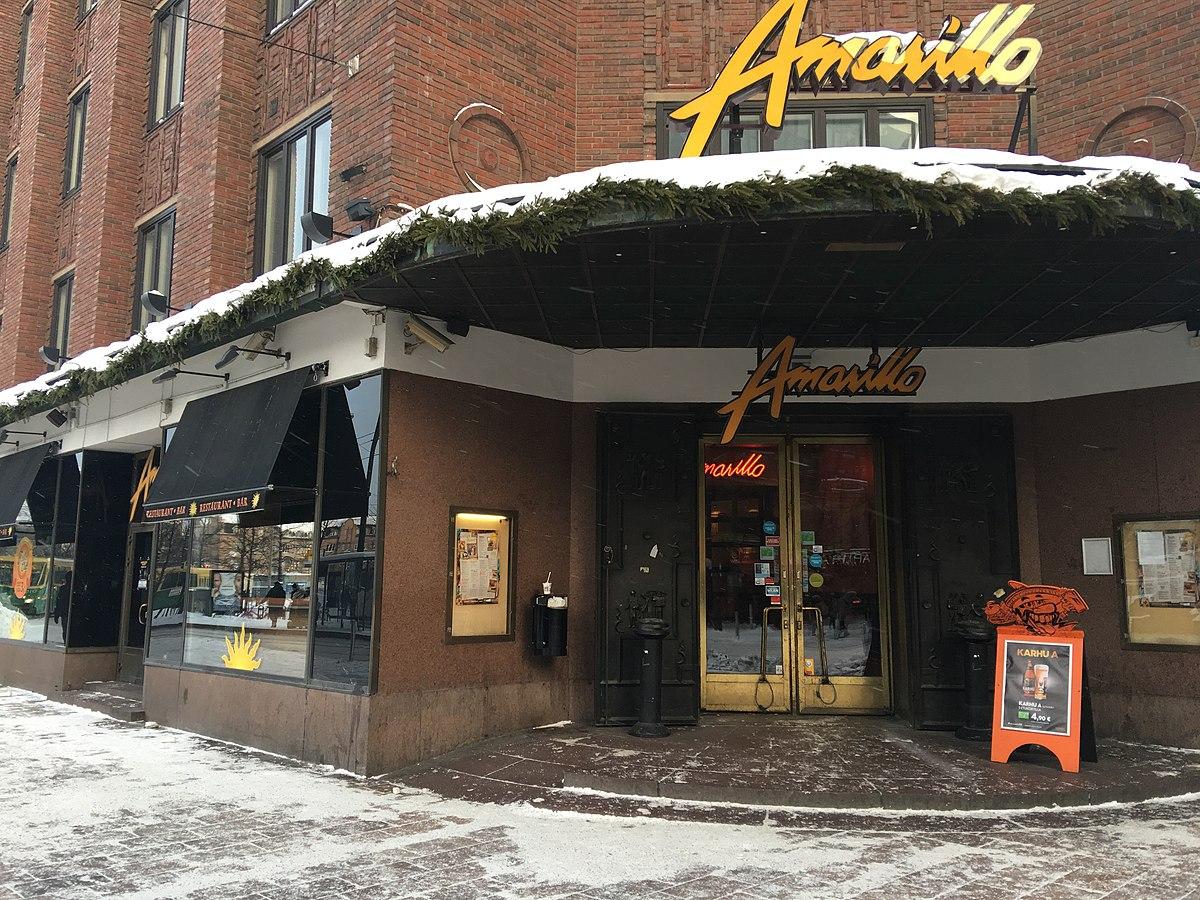 Helsinki Amarillo