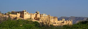 Jaipur Amer Fort or Amber Fort and Amer Palace,
