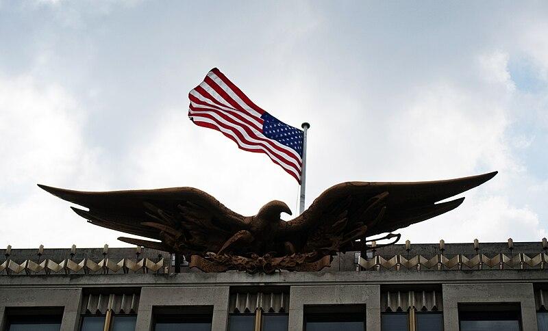 File:American Eagle by Theodore Roszak, US Embassy, London.jpg