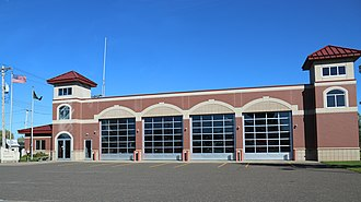 Amery, Wisconsin - Image: Amery Wisconsin Fire Department