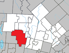 Amherst Quebec location diagram.png