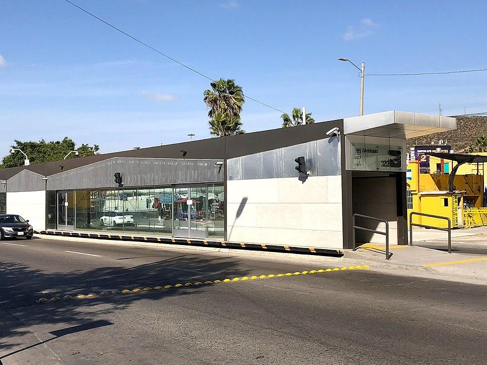 Amistad SITT BRT Tijuana