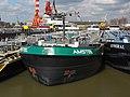 Amstel (ship, 2019) ENI 02338137, Botlek pic1.JPG