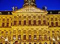 Amsterdam Paleis op de Dam bei Nacht 6.jpg