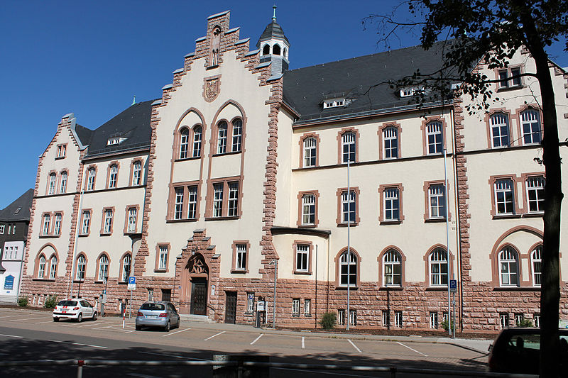 File:Amtsgericht, Prälat-Subtil-Ring 10, Saarlouis.jpg