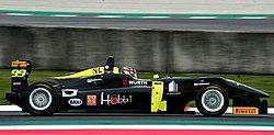 Andrea Cola on the F312 Dallara in 2017.jpg