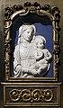 Andrea della robbia, madonna col bambino (san michele, lucca).JPG