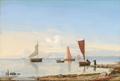 Andreas Juuel - Strand ved Øresund.png