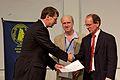 Andy Lawrence, Steve Warren and Roger Davies, NAM 2012.jpg