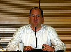 Andy Müller-Maguhn - SIGINT Köln 2009 (8712).jpg