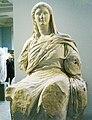 Anglicko Londýn Britské múzeum plastika Palas Athény.jpg