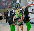 Anime Expo 2015 - Monster (Drink) Hunter (22173145864).jpg