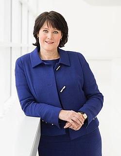 Anke Schäferkordt German businessperson (born 1962)