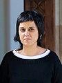 Anna Gabriel al Palau de la Generalitat (10 de febrer de 2016).jpg