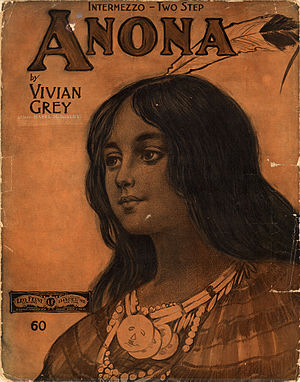 Anona (song) - Image: Anona Cover 1903