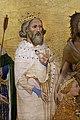 Anonimo inglese o francese, dittico wilton, 1395-99 ca. 03 edoardo il confessore.jpg