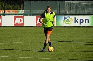Anouk Dekker Dutch footballer