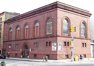 Anthology Film Archives - Anthology's 2nd Avenue building