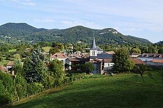 Antichan-de-Frontignes Commune in Occitanie, France