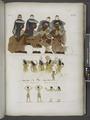 Antichissima pittura rappresentante donne sedute sui talloni, che cantano al suono di un doppio flauto (tibiae) (NYPL b14291206-425439).tiff