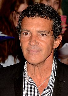Antonio Banderas in 2014