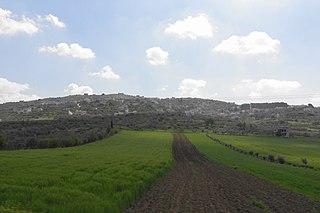 Anzah Municipality type D in Jenin, State of Palestine