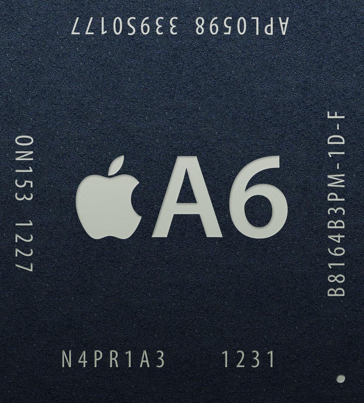 Apple A6 - Wikipedia