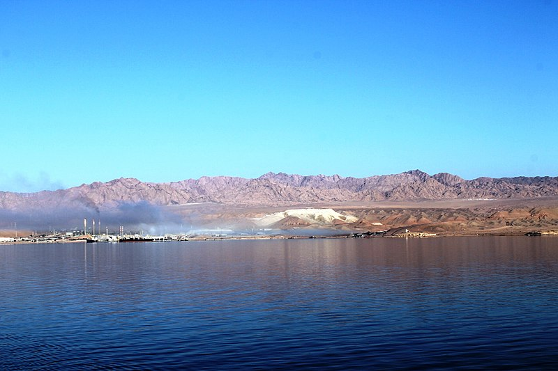 File:Aqaba Port View.JPG