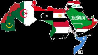 Arab Satellite Communications Organization - Arab League members and Arabsat shareholders