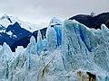 Arch in Ice Perito Moreno Glacier Los Glaciares National Park Argentina.jpg