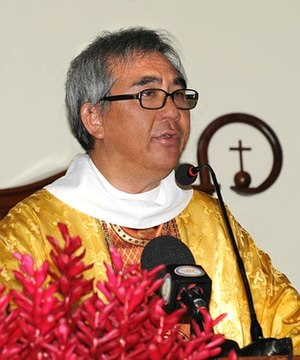 Church of the Province of the Indian Ocean - Archbishop James Wong
