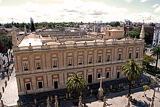 General Archive of the Indies - The Archivo de Indias, Seville