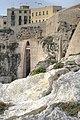 Arco Parabólico de la Cala de Trápana, Melilla.jpeg