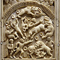Areobindus presides over the games MNMA Cluny 13135 n03.jpg