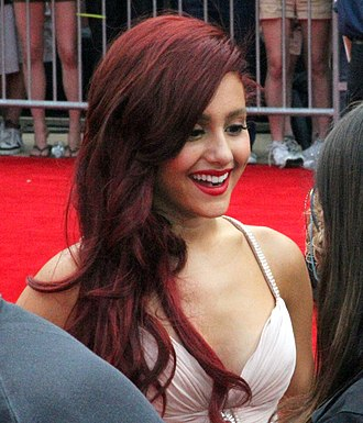 Ariana Grande - Grande in July 2011