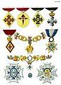 Aristide Michel Perrot - Collection historique des ordres de chevalerie civils et militaires (1820) pl. XVII.JPG