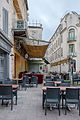 Arles Place du Forum Café Terasse 2015 hk.jpg
