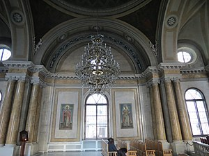 Armenian church of St. Catherine, interior (3), Saint-Petersberg.JPG, автор: Perfektangelll