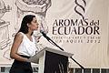 Aromas del Ecuador, Feria del Café y Cacao Guayaquil 2012 (8007579989).jpg