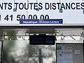 Arrêt Bus République Division Leclerc Avenue Division Leclerc - Bobigny (FR93) - 2021-04-25 - 2.jpg
