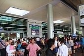 Arrivals of Tan Son Nhat International Airport.JPG