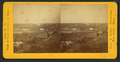 Arsenal, from cupola of State House, by Frank A. Morrill.png
