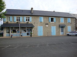 Artiguelouve (Pyr-Atl, Fr) Mairie.JPG