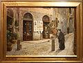 Arturo ferrari, nella vecchia via (il vicolo di san bernardino alle ossa a milano), 1912, 01.JPG