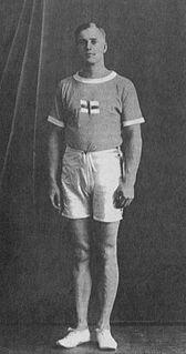 Arvo Aaltonen Finnish swimmer