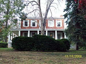 National Register of Historic Places listings in Prince George's County, Maryland - Image: Ash Hill Nov 08