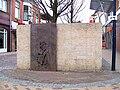 Assen - Joods monument (1990) van Sam Drukker 01.jpg